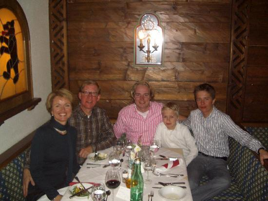 Obertauern, Austria: Thursday Night Gala Dinner