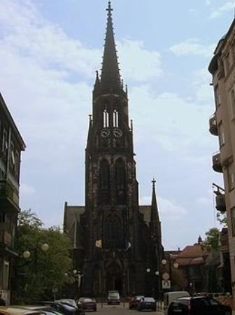 St. Mary&#39;s in Katowice, Poland