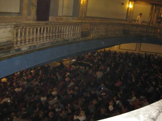 Orpheum Theater Boston Ma Hours Address Attraction