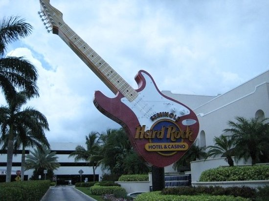 seminole hard rock florida