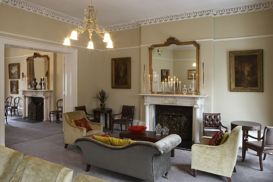 No. 1 Pery Square Hotel & Spa: Drawing room