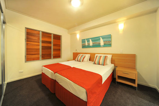 Peppers Airlie Beach: Bedroom