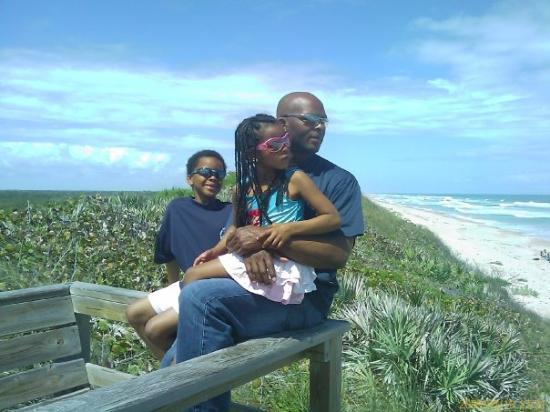 Orlando, Fl at Titusville Beach. We also discovered this is a nude beach in ...