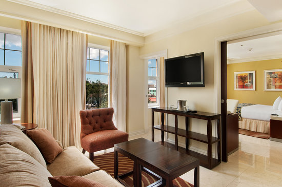 British Colonial Hilton Nassau : One Bedroom Suite