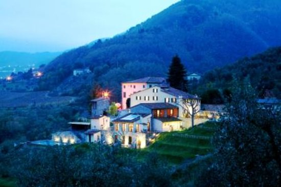 Tenuta San Pietro Luxury Hotel and Restaurant