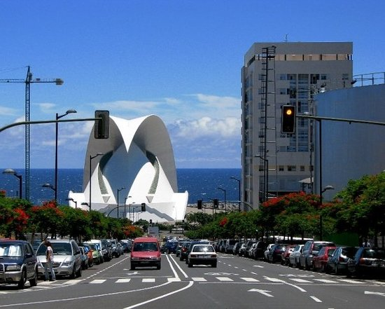 Santa Cruz de Tenerife Photo