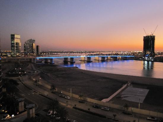 InterContinental Residence Suites Dubai Festival City: Another View from Balcony