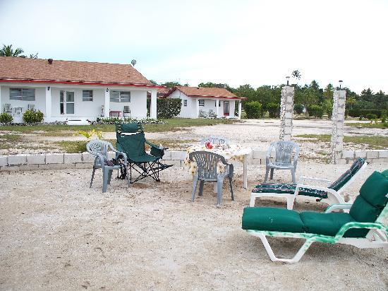 New Beach at Mangrove Cay Inn 4