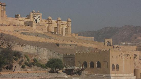 Om Tower: Amber Fort
