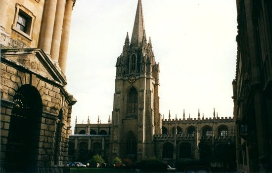 University Church of St. Mary the Virgin