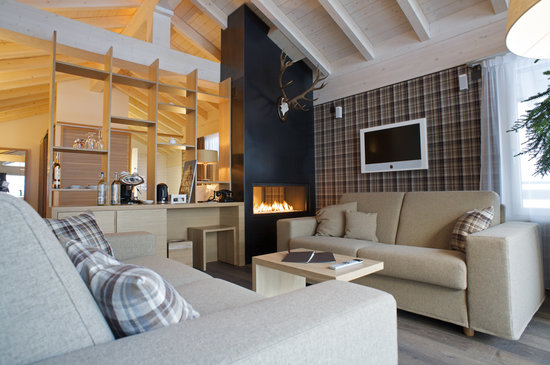 CERVO Zermatt : Junior Suite