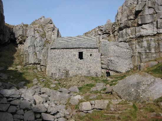 Photos of St Govan's Chapel, Pembrokeshire