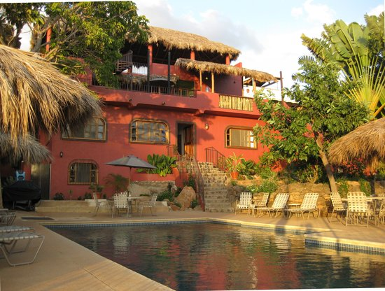 Casa de Tortugas: Chacala Beach front with a relaxing feel