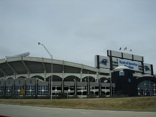 Carolina Panther Stadium800 S Mint St Charlotte, NC 28202