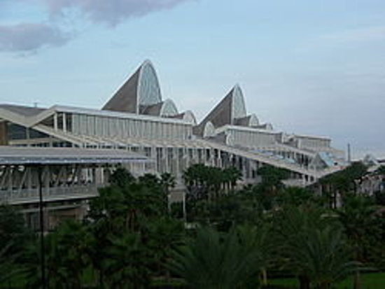 Kissimmee, Floride : The Orange County Convention Center 