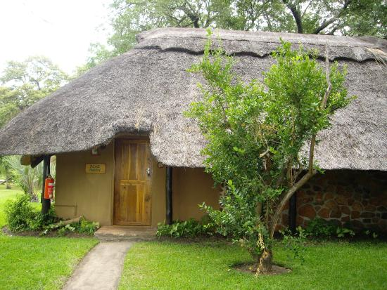 Thorntree River Lodge: Our Lodge