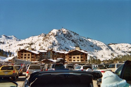 Squaw Valley Ski Area