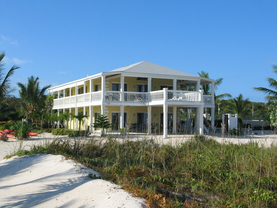 The Sand-dune Beach House