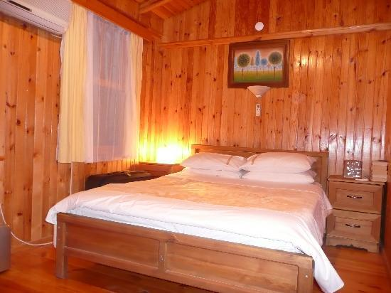 Log Cabin Style Rooms