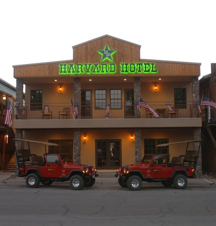 Photo of Harvard Hotel Fort Davis