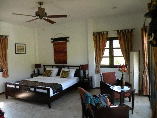 Mai Siam Resort: chambre