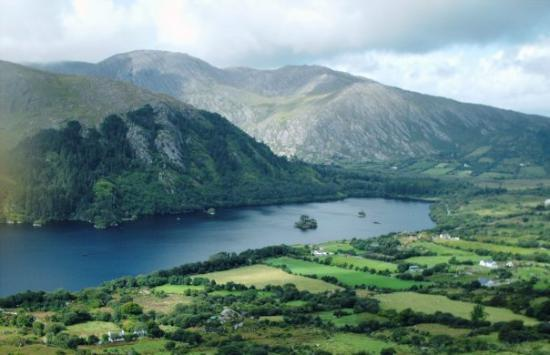 , : One of the reasons we go to Ireland