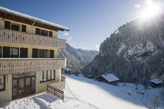 Chalet La Giettaz