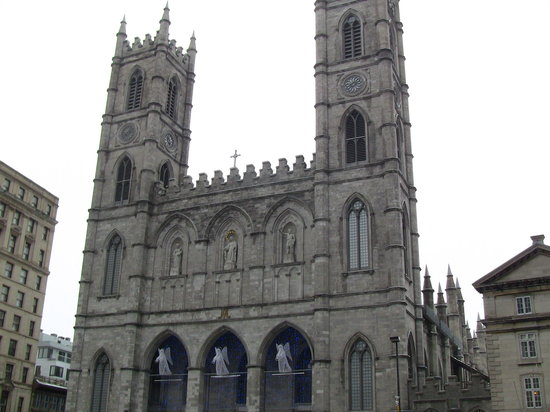 Montreal, Canada: Catedral de Notre Name