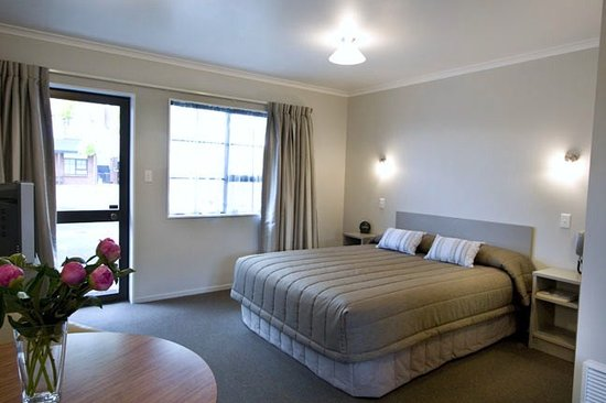 Knightsbridge Court Motor Lodge: Studio Unit