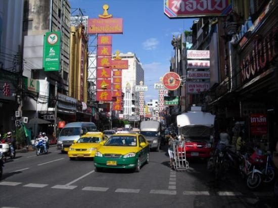 Photos of Chinatown, Bangkok