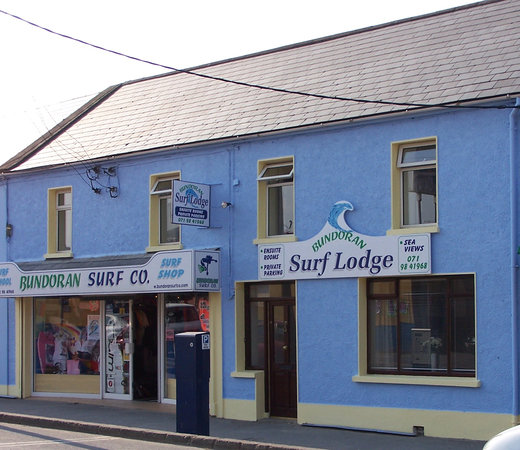 Bundoran Surf Company Surf Lodge