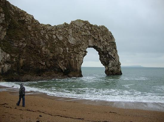 Cove House Bed and Breakfast: Durdle Door - well worth a visit!