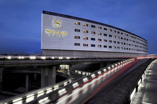 Photo of Sheraton Paris Airport Hotel & Conference Centre Roissy