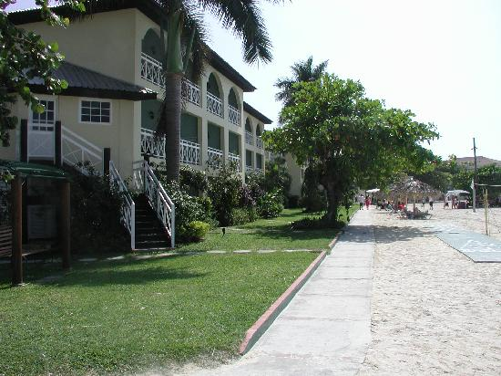 We Enjoyed Our Stay At Sandals Montego Bay But There Were