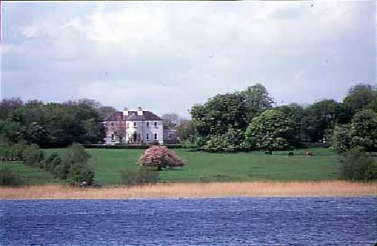 Caherlistrane, Irlandia: Lisdonagh Manor House Galway Ireland