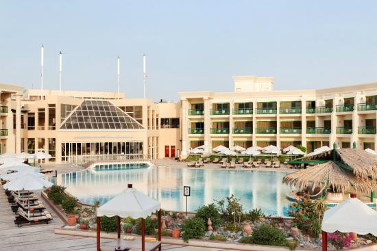 Hilton Hurghada Resort: Main Pool