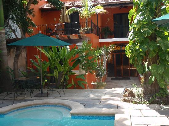 Luz En Yucatan: A little haven in Merida