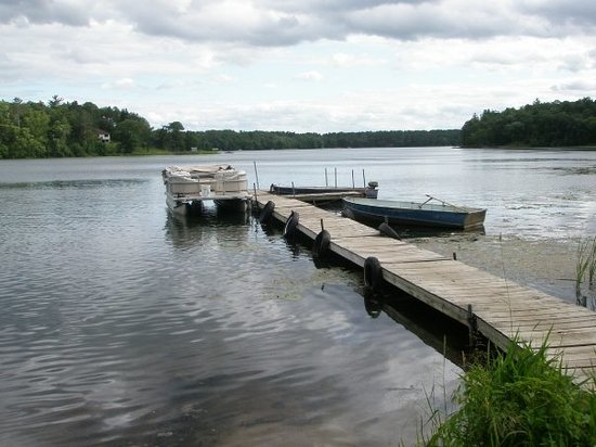 Brainerd, : Hardy Lake
