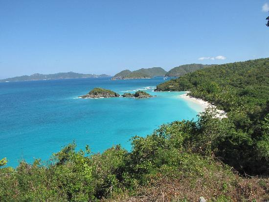 Antilles At Sapphire Beach Resort: St. John-Trunk Bay