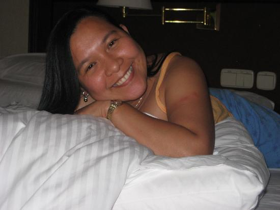 Rodeway Inn Davao. Read The Marco Polo Davao Reviews. relaxing at room 1701. Like this photo?