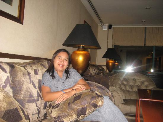 Rodeway Inn Davao. Read The Marco Polo Davao Reviews. friend heide sitting at the continental