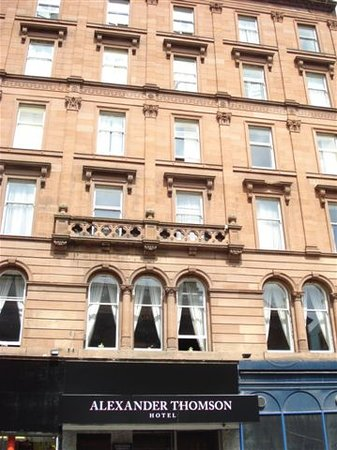 Photo of Alexander Thomson Hotel Glasgow