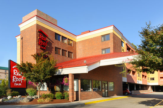 Red Roof Inn Seattle Airport - SEATAC: Inn Exterior