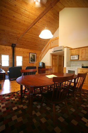 Point Lookout Resort and Conference Center: 1  2 and 3 Bedroom Cabins