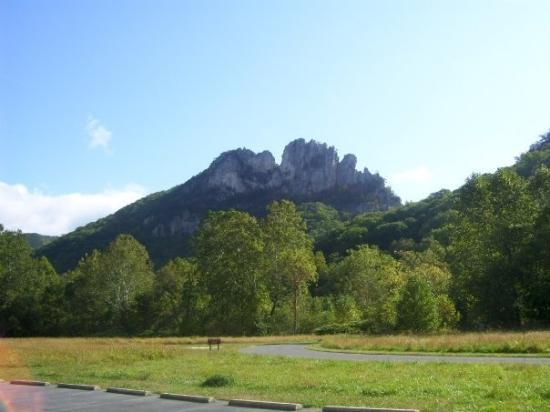 Seneca Rocks Photo