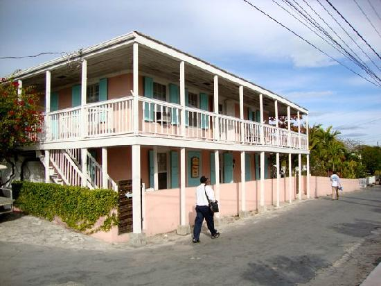 Photo of Bahama House Inn Harbor Island