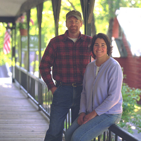 Weatherby's: Hosts, Jeff McEvoy & Beth Rankin