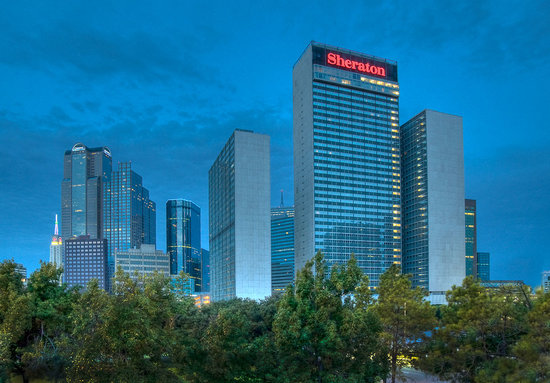 Sheraton Dallas Hotel Photo