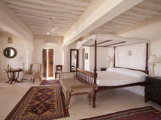 The Majlis Lamu Ltd: The Junior suite