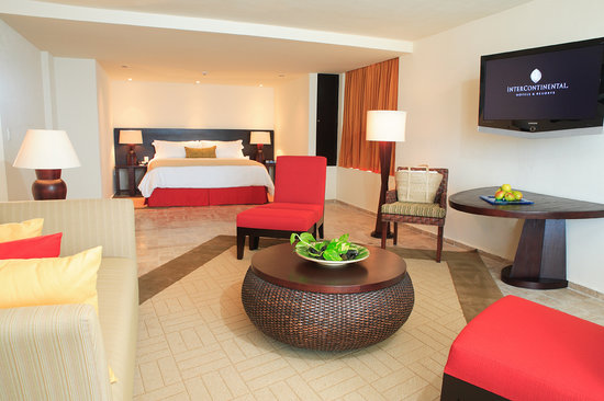 Presidente Inter-Continental Cozumel Resort & Spa: Ocean Suite